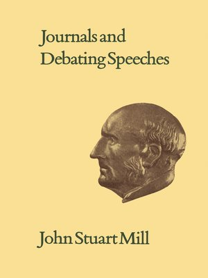 cover image of Journals and Debating Speeches