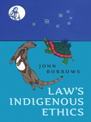 cover image of Law's Indigenous Ethics