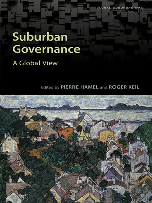 cover image of Suburban Governance