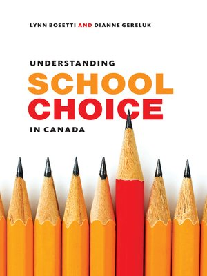 cover image of Understanding School Choice in Canada