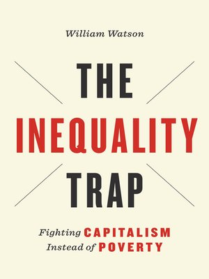 cover image of The Inequality Trap