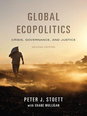 cover image of Global Ecopolitics