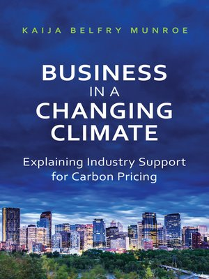cover image of Business in a Changing Climate