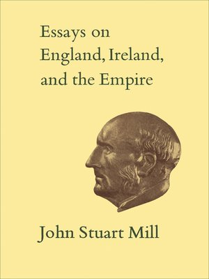 cover image of Essays on England, Ireland, and Empire