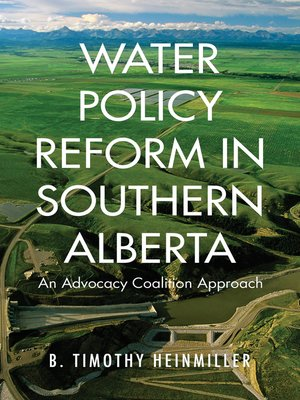 cover image of Water Policy Reform in Southern Alberta