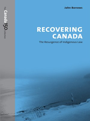cover image of Recovering Canada