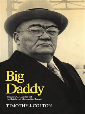cover image of Big Daddy
