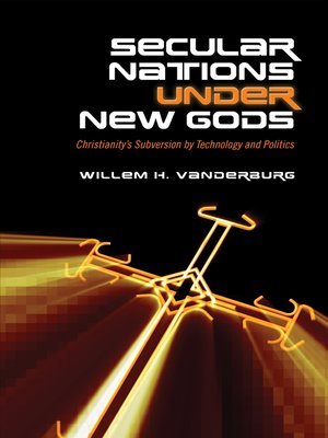 cover image of Secular Nations under New Gods