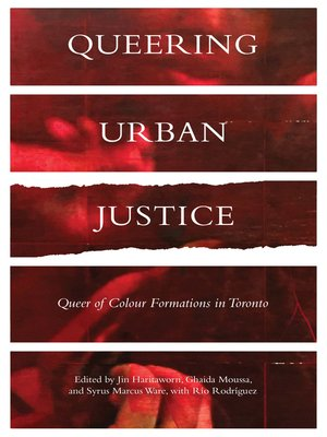 cover image of Queering Urban Justice