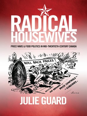 cover image of Radical Housewives