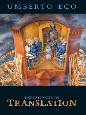 cover image of Experiences in Translation