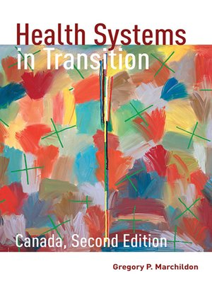 cover image of Health Systems in Transition