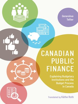 cover image of Canadian Public Finance