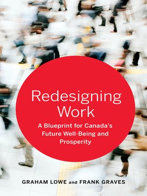 cover image of Redesigning Work