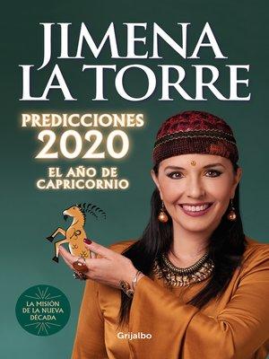cover image of Predicciones 2020
