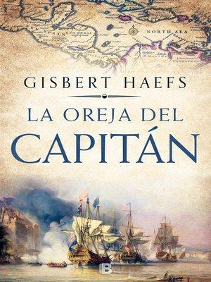 cover image of La oreja del capitán