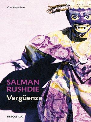 cover image of Vergüenza