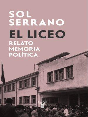 cover image of El liceo