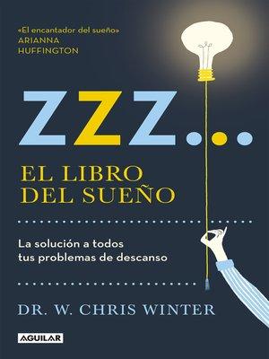 cover image of ZZZ... El libro del sueño