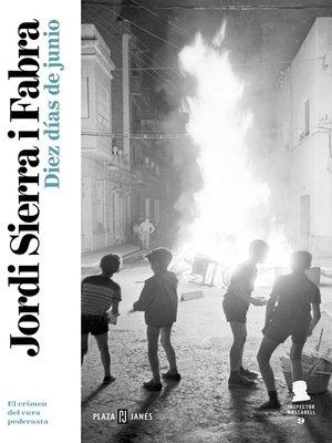 cover image of Diez días de junio