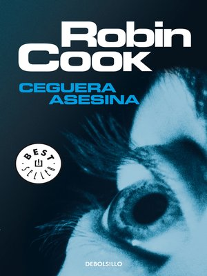 cover image of Ceguera asesina