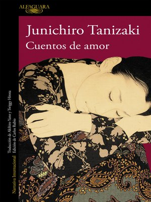 cover image of Cuentos de amor