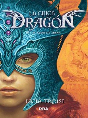 cover image of El reloj de arena (La chica dragón 3)