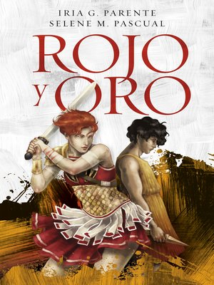 cover image of Rojo y Oro