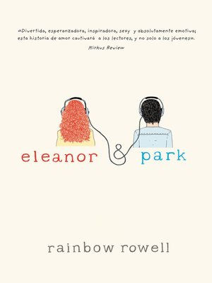 cover image of Eleanor y Park