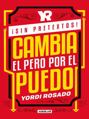 cover image of ¡Sin pretextos!