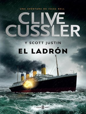 cover image of El ladrón (Isaac Bell 5)