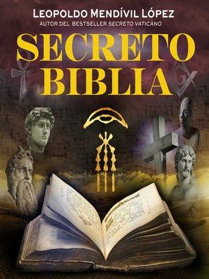 cover image of Secreto Biblia