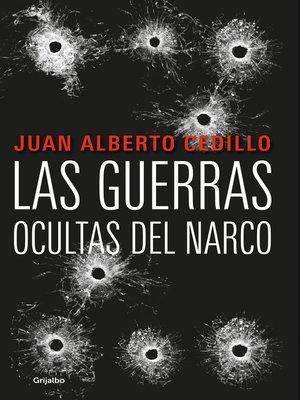 cover image of Las guerras ocultas del narco