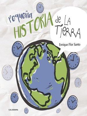 cover image of Pequeña historia de la Tierra