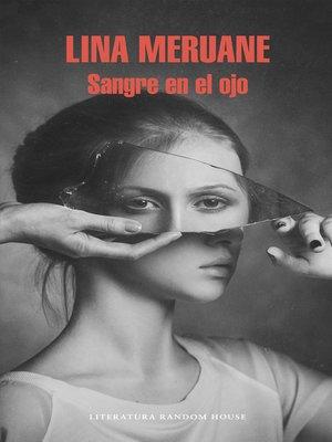 cover image of Sangre en el ojo