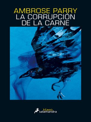 cover image of La corrupción de la carne