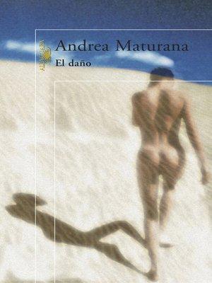 cover image of El daño