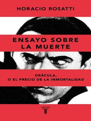 cover image of Ensayo sobre la muerte