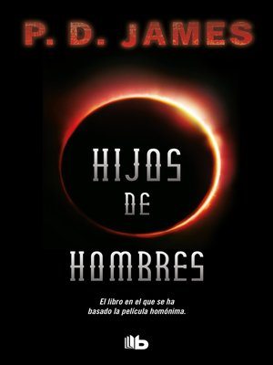 cover image of Hijos de hombres