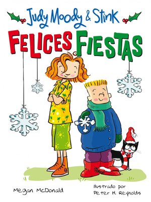 cover image of Felices Fiestas (Judy Moody & Stink)