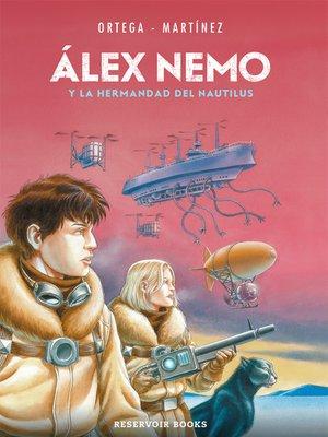 cover image of Álex Nemo y la hermandad Nautilus