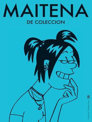 cover image of Maitena de coleccion 8