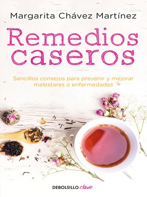 cover image of Remedios caseros