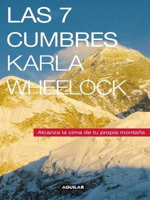 cover image of Las 7 cumbres