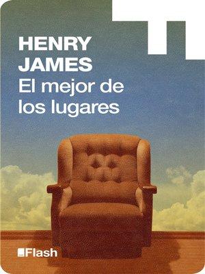 cover image of El mejor de los lugares (Flash Relatos)