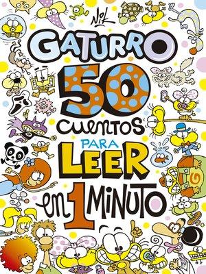 cover image of 50 cuentos para leer en 1 minuto
