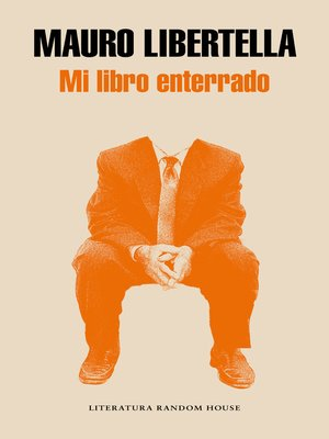 cover image of Mi libro enterrado