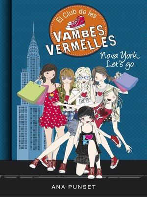 cover image of Nova York, Let's Go