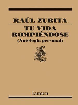 cover image of Tu vida rompiéndose
