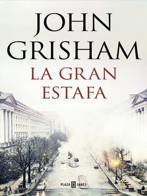cover image of La gran estafa